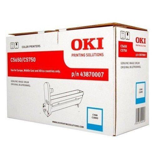OKI Bęben C5650/5750 Cyan (20k)