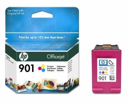 HP Inc. Tusz nr 901 Kolor CC656AE