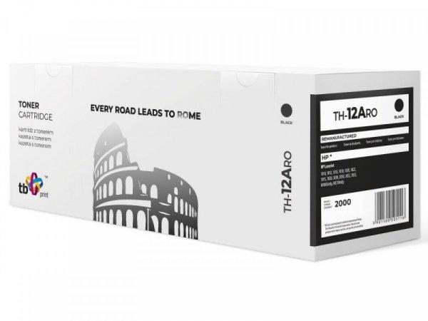 TB Print Toner do HP Q2612A TH-12ARO BK ref.