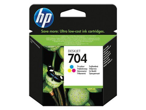 HP Inc. Tusz nr 704 Kolor CN693AE