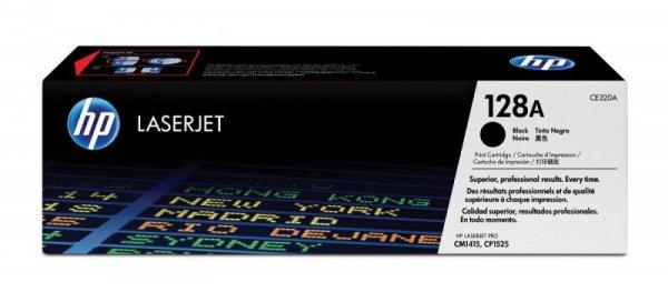 HP Inc. Toner CP1525/CM1415 128A Czarny 2k CE320A