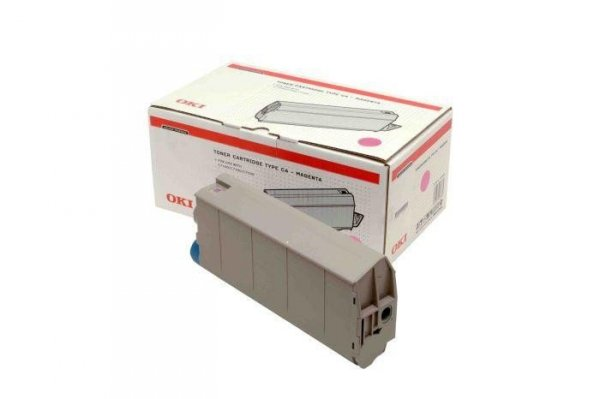 OKI Toner-C610 MAGENTA 44315306