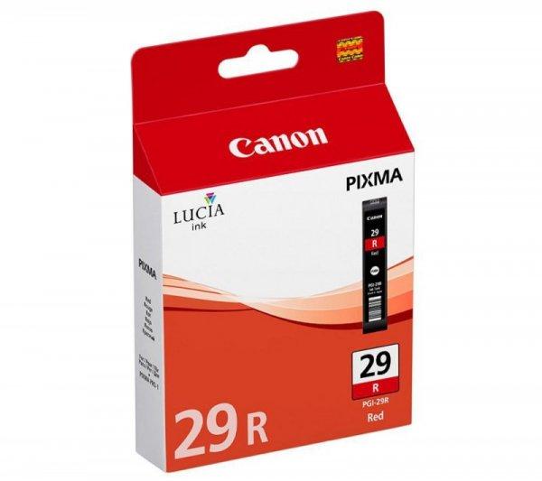 Canon Tusz PGI-29R Czerwony 4878B001