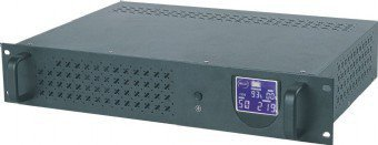 Gembird UPS 1500VA 4X C13 RJ11 IN/OUT USB RACK 19''