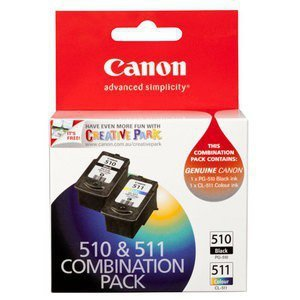 Canon Tusz PG-510/CL-511 MULTIPACK 2970B010