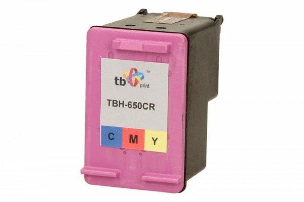 TB Print Tusz do HP DJ 2515 TBH-650CR Kolor ref.