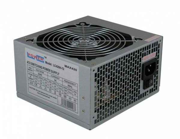 LC-POWER ZASILACZ 420W LC420H-12 V 1.3