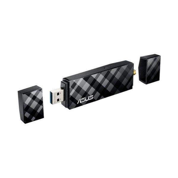 Asus USB-AC56 Dual-band Wireless-AC1200, USB