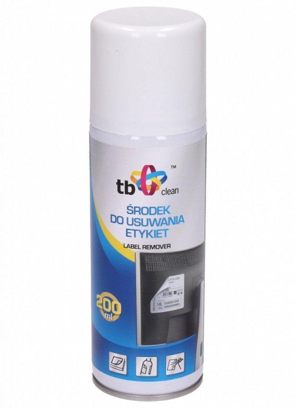 TB Clean Środek do usuwania etykiet