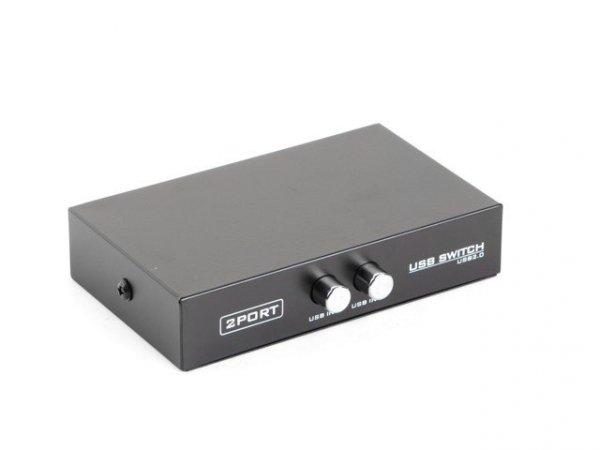 Gembird Przełącznik drukarkowy USB 2/1