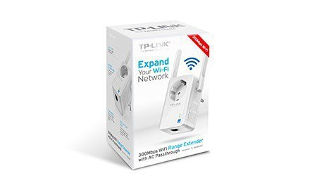 TP-LINK WA860RE AP EU WiFi N300 1xWAN Extender