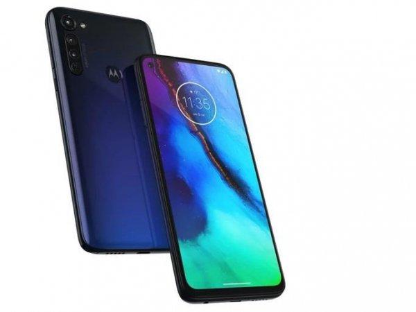 Motorola Smartphone Moto G8PRO 4/128GB Graphene Blue