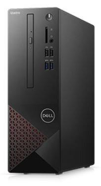 Dell Desktop Vostro 3681 i3-10100/4GB/256GB SSD/UHD 630/DVD RW/WLAN + BT/Kb/Mouse/Win10Pro 3Y BWOS