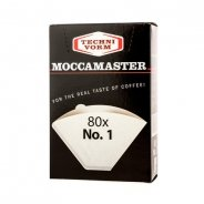 Moccamaster filtry papierowe nr 1