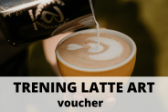 Voucher - Trening Latte Art