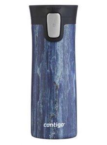 Kubek termiczny Contigo Pinnacle Couture 420ml - Blue Slate