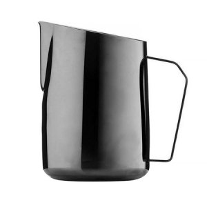 Barista & Co - Dial In Milk Pitcher Black Pearl - Dzbanek do mleka 600ml