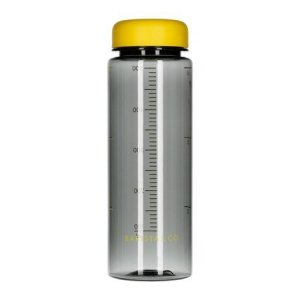 Barista & Co - Timer Measure Water Bottle Yellow - Butelka