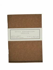 Notes sensoryczny PRZELEW
