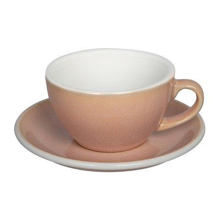 Loveramics Egg - Filiżanka i spodek Cappuccino 200 ml - Rose