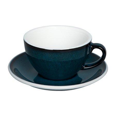 Loveramics Egg - Filiżanka i spodek Cappuccino 200 ml - Night Sky