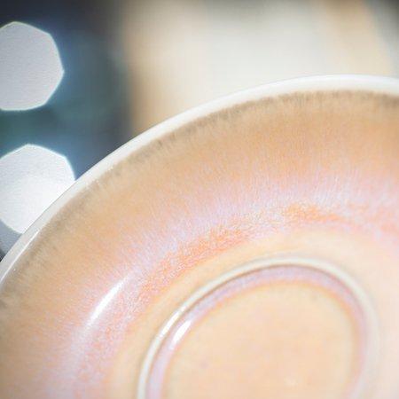 Loveramics Egg - Filiżanka i spodek Flat White 150 ml - Rose
