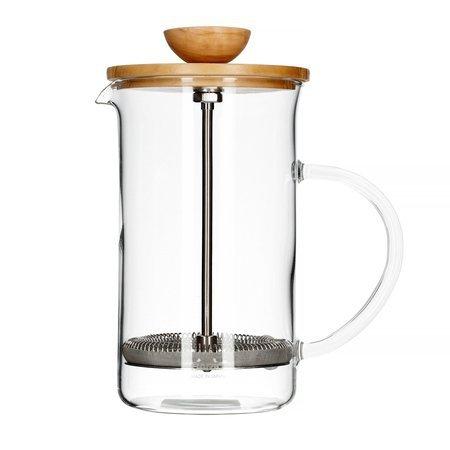 Hario Tea Press 4 filiżanki - Olive Wood