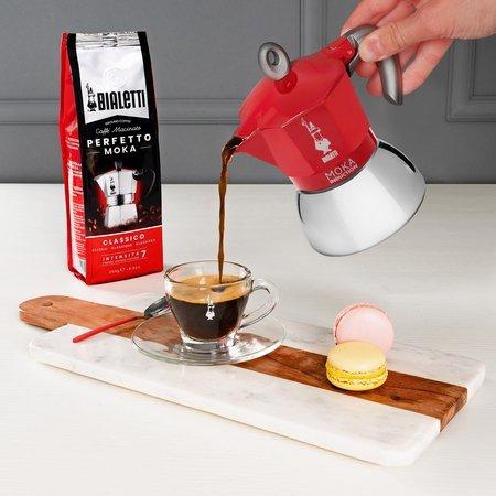 Bialetti New Moka Induction 4tz Czerwona