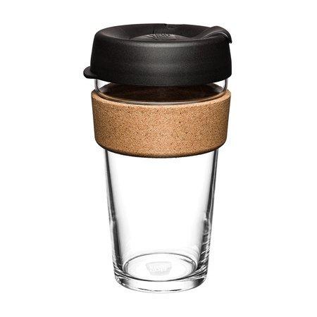 KeepCup Brew Cork Black 454ml