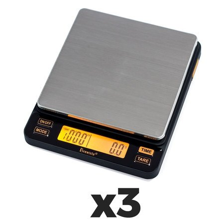 Waga Brewista Smart Scale V2 - zestaw promocyjny 3 sztuki
