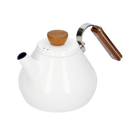 Hario Bona Tea Enamel Kettle - 0,8l