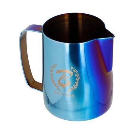 Barista Space - Dzbanek do mleka niebieski / kolorowy 600 ml