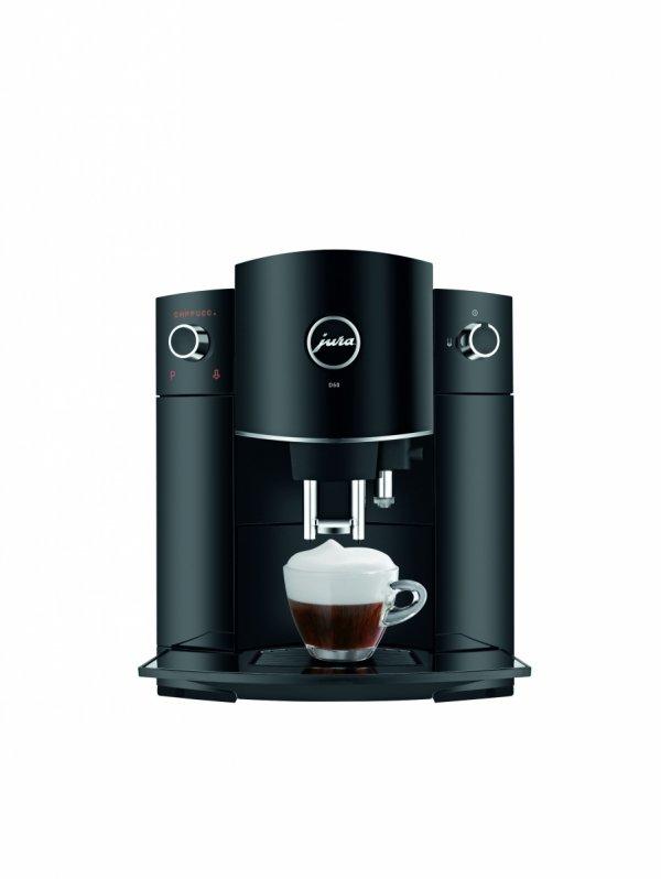 ekspres do kawy, ekspres automatyczny, ekspres do domu, jura, jura d6 piano black