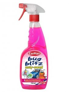 CARPLAN BUG BLITZ 750ML. DO USUWA OWADY