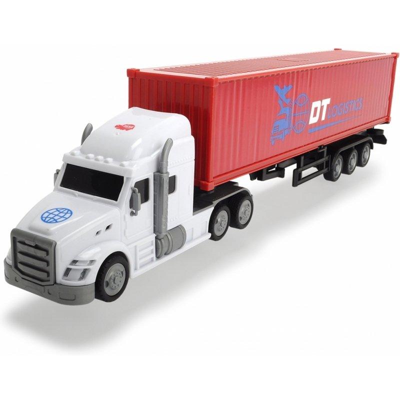 DICKIE TIR Ciężarówka z Kontenerem 42 cm