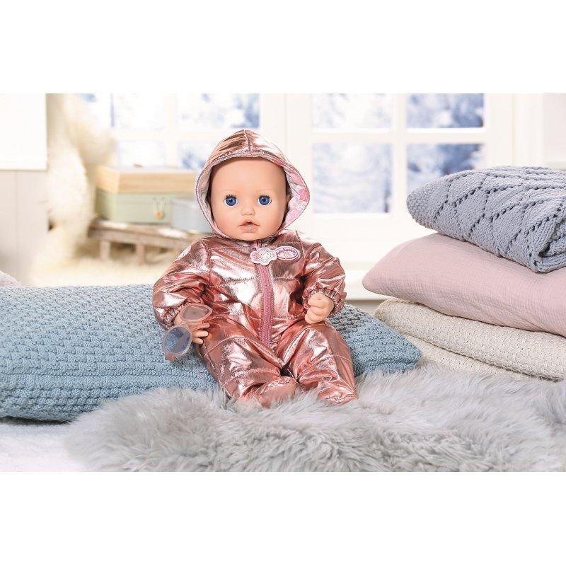 Zimowe Ubranko Kombinezon Dla Lalki Baby Annabell