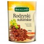 Rodzynki sułtańskie Bakalland 100g