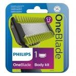 Philips Norelco OneBlade Zestaw Body z 1 ostrzem do ciała