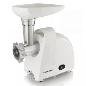 Maszynka do mięsa Aurora AU3463 (akcesoria) biała