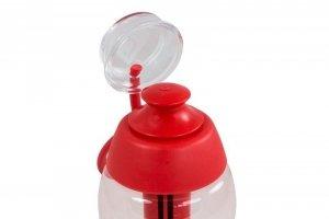 Butelka filtrująca DAFI 0,3L +1 filtr (czerwona)