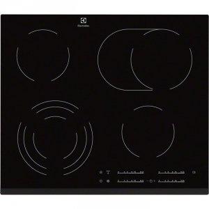 Płyta ceramiczna Electrolux EHF6547FXK (4 pola grzejne; kolor czarny)