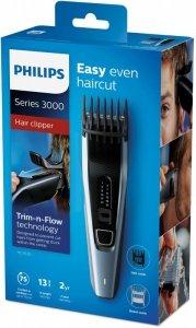 Philips HAIRCLIPPER Series 3000 Maszynka do strzyżenia włosów z ostrzami ze stali szlachetnej