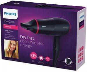 Philips DryCare Wydajna energetycznie suszarka jonowa Essential