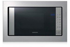 Kuchenka mikrofalowa Samsung FG 87 SUST (800W; 23l; kolor inox)