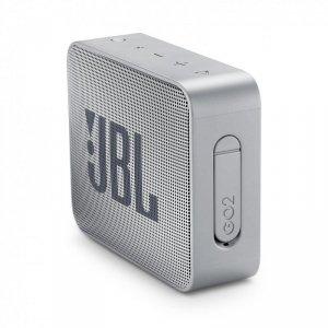 Głośnik bluetooth JBL Go 2 Szary (kolor szary)