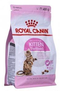 Karma Royal Canin FHN Kitten Sterilised (0,40 kg )