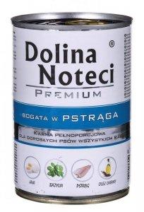 Karma DOLINA NOTECI Premium Pstrąg (0,40 kg )