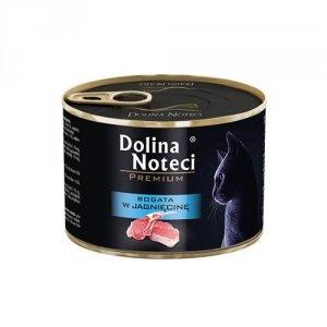 Karma DOLINA NOTECI bogata w jagnięcinę (0,185 kg )