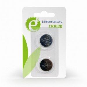 Zestaw baterii guzikowe ENERGENIE EG-BA-CR1620-01 (Li; x 2)