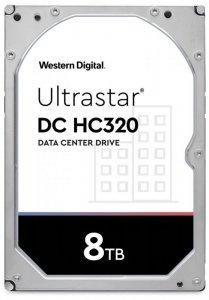 Dysk serwerowy HDD Western Digital Ultrastar DC HC320 (7K8) HUS728T8TAL5204 (8 TB; 3.5; SAS3)